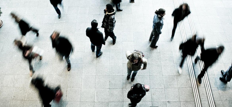 Loneliness - Pedestrians